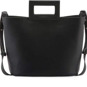 French Connection Corey Square Handle Tote